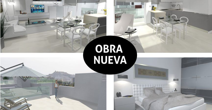 new construction in Ibiza - Residencial Costa Ibiza